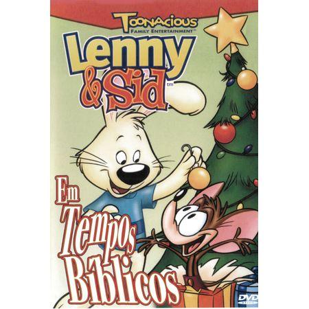 DVD-Lenny-e-Sid-Em-Tempos-Biblicos