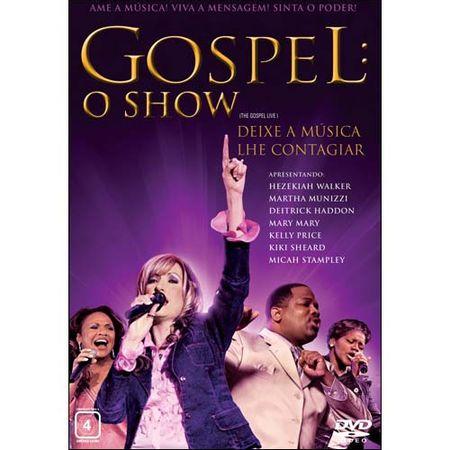 DVD-Gospel-o-Show