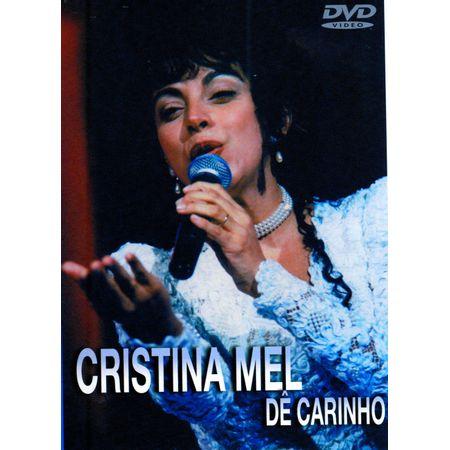 DVD-Cristina-Mel-De-Carinho