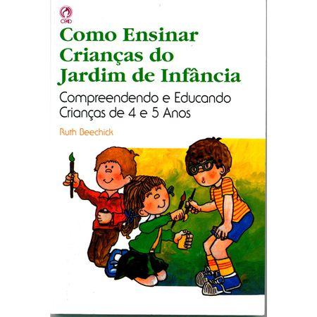 Como-Ensinar-Criancas-do-Jardim-de-Infancia