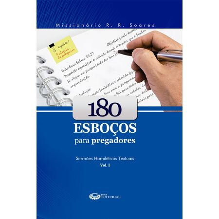 Esbocos-e-Sermoes-Volume-1