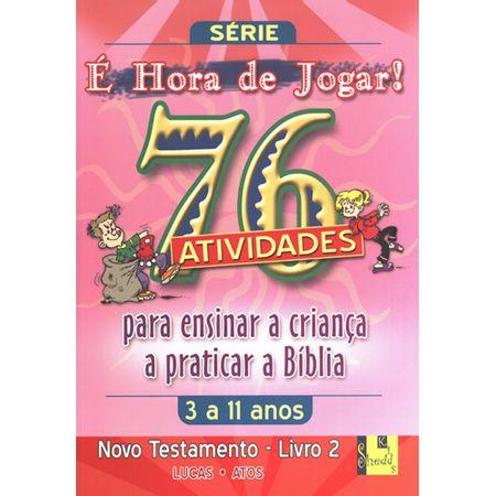 Serie-e-Hora-de-Jogar-76-Atividades-Novo-Testamento--Volume-02