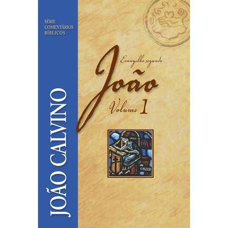 Evangelho-Segundo-Joao-Volume-1-Serie-Comentarios-Biblicos