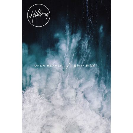 DVD-Hillsong-Open-Heaven-River-Wild
