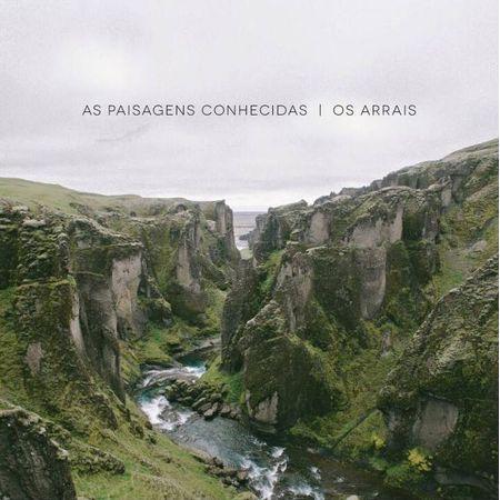 CD-DVD-Os-Arrais-As-Paisagens-Conhecidas