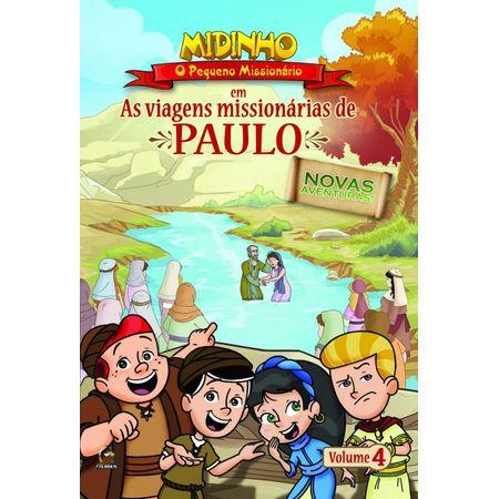 DVD-Midinho-Volume