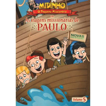 DVD-Midinho-Volume-5