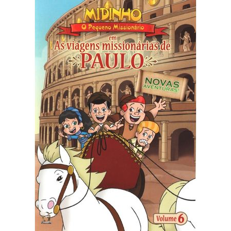 DVD-Midinho-Volume-6