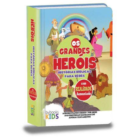 Os-Grandes-Herois-Historias-Biblicas-para-Bebes