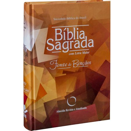 biblia-fonte-de-bencao-Marrom
