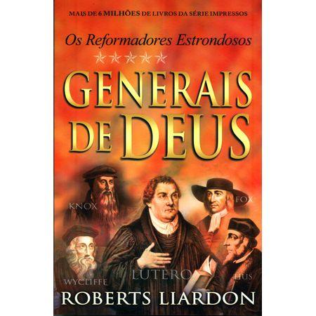 Generais-de-Evangelista