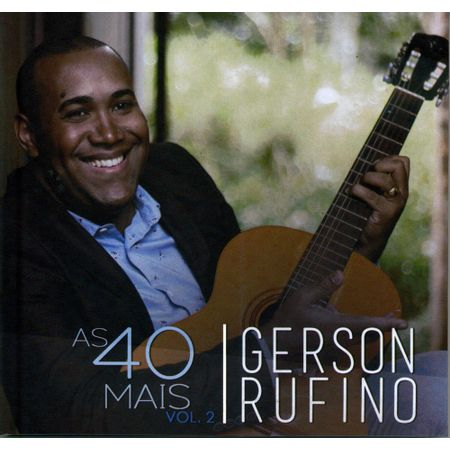 CD-Gerson-Rufino-As-40-Mais-