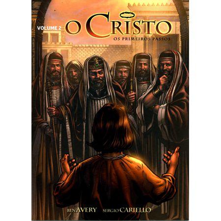 O-Cristo-volume-02