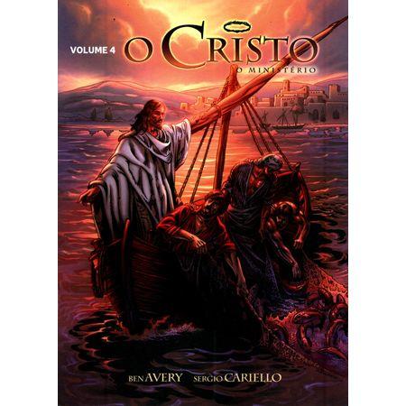O-cristo-volume-04