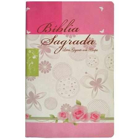 biblia-letra-gigante-com-harpa-rosa-estampada