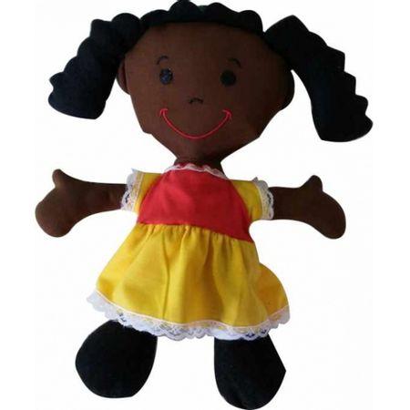 boneca-de-pano-cica-negra