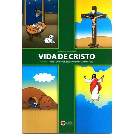 Livro-de-Partituras-Vida-de-Cristo-Volume-01