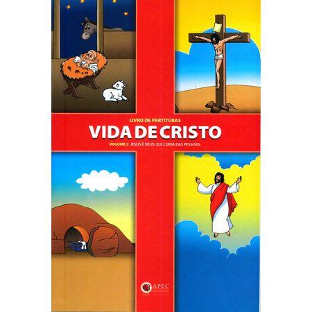 Livro-de-Partituras-Vida-de-Cristo-Volume-02