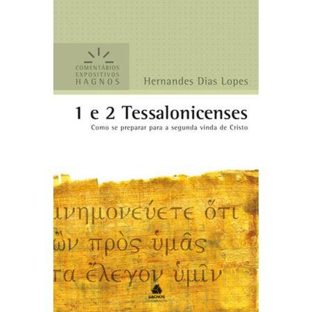 1-e-2-Tessalonicenses-serie-Comentario-Expositivo-