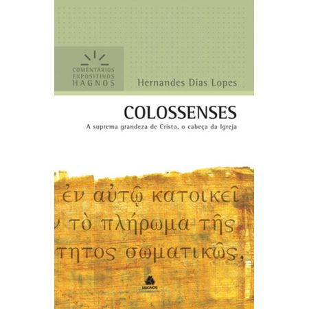 Colossenses-Serie-Comentarios-Expositivos