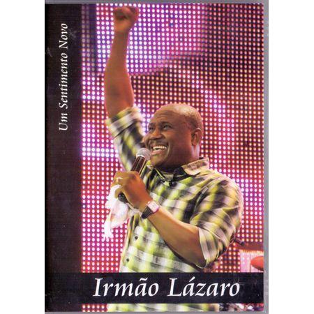 DVD-Irmao-Lazaro-Um-Sentimento-Novo