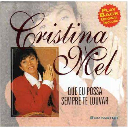CD-Cristina-Mel-que-eu-possa-sempre-te-louvar