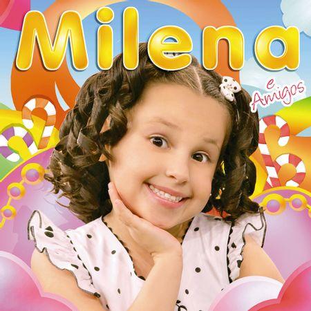 CD-Milena-e-Amigos