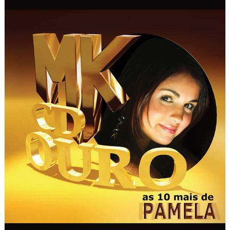 Cd-pamela-as-10-mais-
