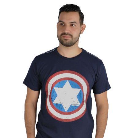Camiseta-Escudo-Estrela-de-Davi-Masculina-M