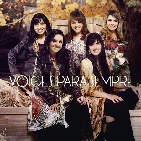 Cd-Voices-para-Sempre