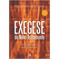 Exegese-do-Novo-Testamento