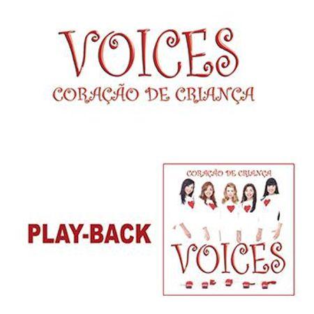 CD-Voices-Coracao-de-Crianca--playBack-