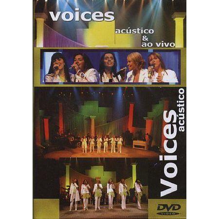 DVD-Voices-Acustico-ao-vivo