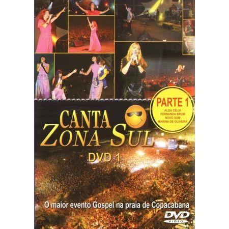 DVD-Canta-Zona-Sul-Volume-1