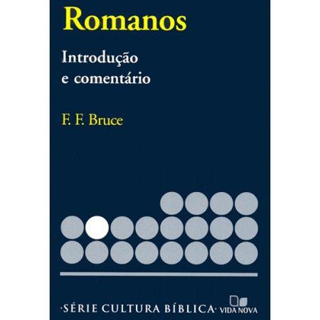 Romanos-Introducao-e-Comentario
