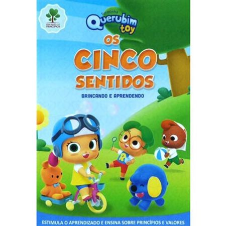 DVD-Turminha-Toy-Os-Cinco-Sentidos