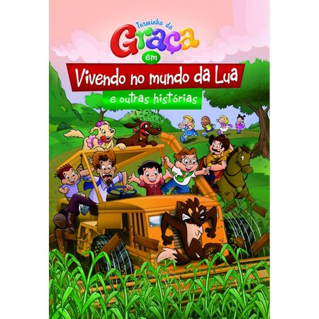 DVD-Turminha-da-graca-em-Vivendo-no-mundo-da-Lua