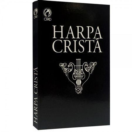 Harpa-Crista-Preta
