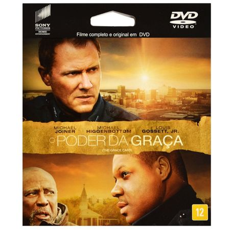 DVD-O-Poder-da-Graca--e-Pack-