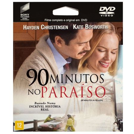 DVD-90-Minutos-no-Paraiso--e-pack-