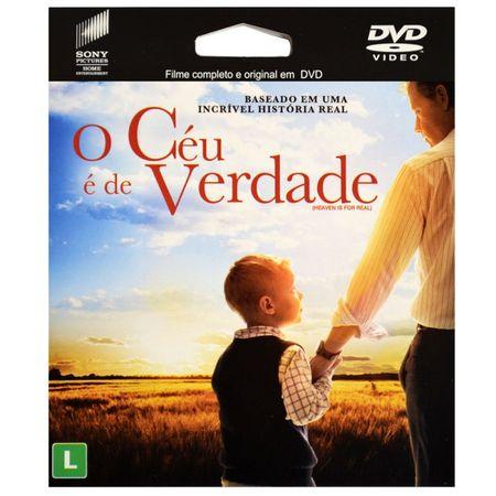 DVD-O-Ceu-e-de-Verdade--e-Pack-