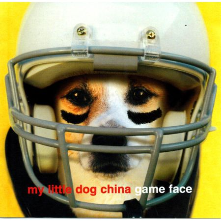 CD-My-Little-Dog-China-Game-Face
