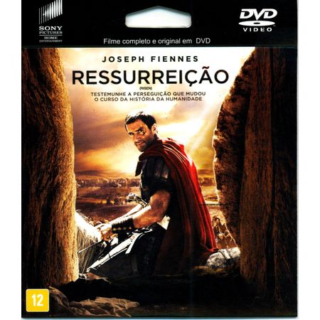 DVD-Ressurreicao--e-Pack-