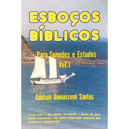 Esbocos-Biblicos-e-Estudos-Volume-I