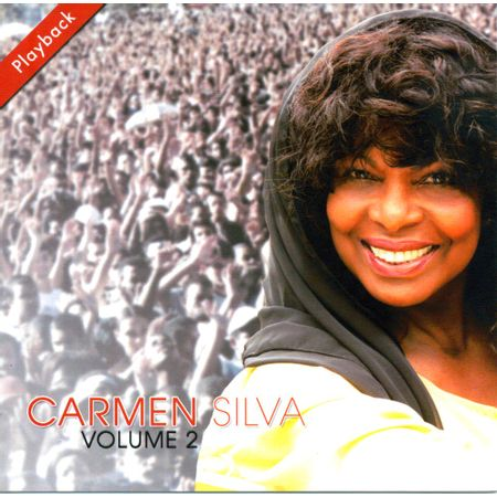 CD-Carmen-Silva--Volume-2--Playback-
