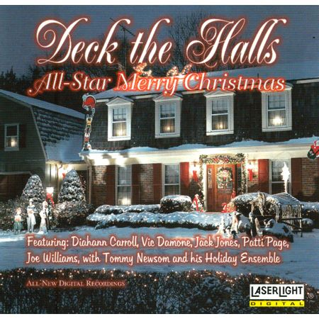 CD-Deck-The-Halls-All-Star-Merry-Christmas