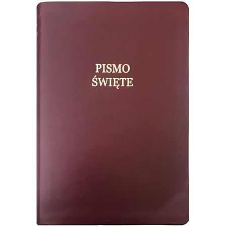 Pismo-Swiete---Biblia-em-Polones-Grande