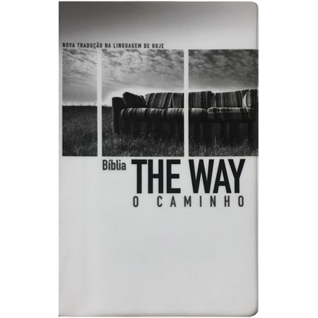Biblia-NTLH-The-Way-Branca-Capa-Flexivel