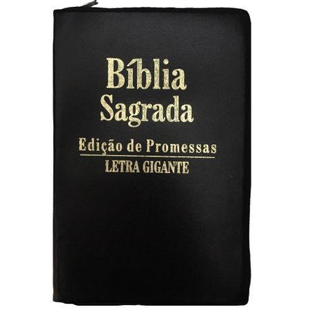 Biblia-Edicao-de-Promessas-Letra-Gigante-Preta-Com-Ziper