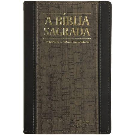 Biblia-Sagrada-ACF-Letra-Grande-Marrom-Cortica